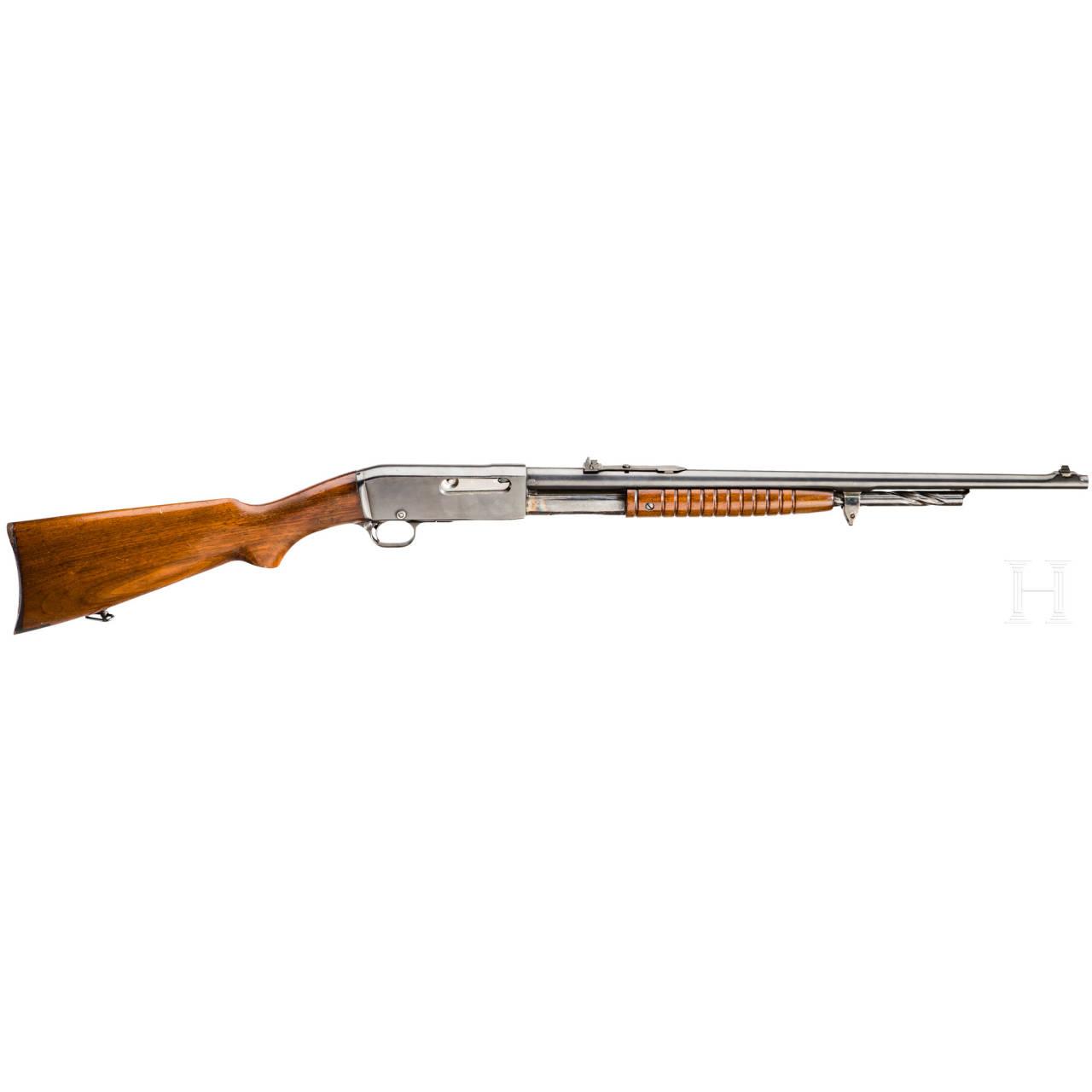 Remington Mod. 14 Slide Action