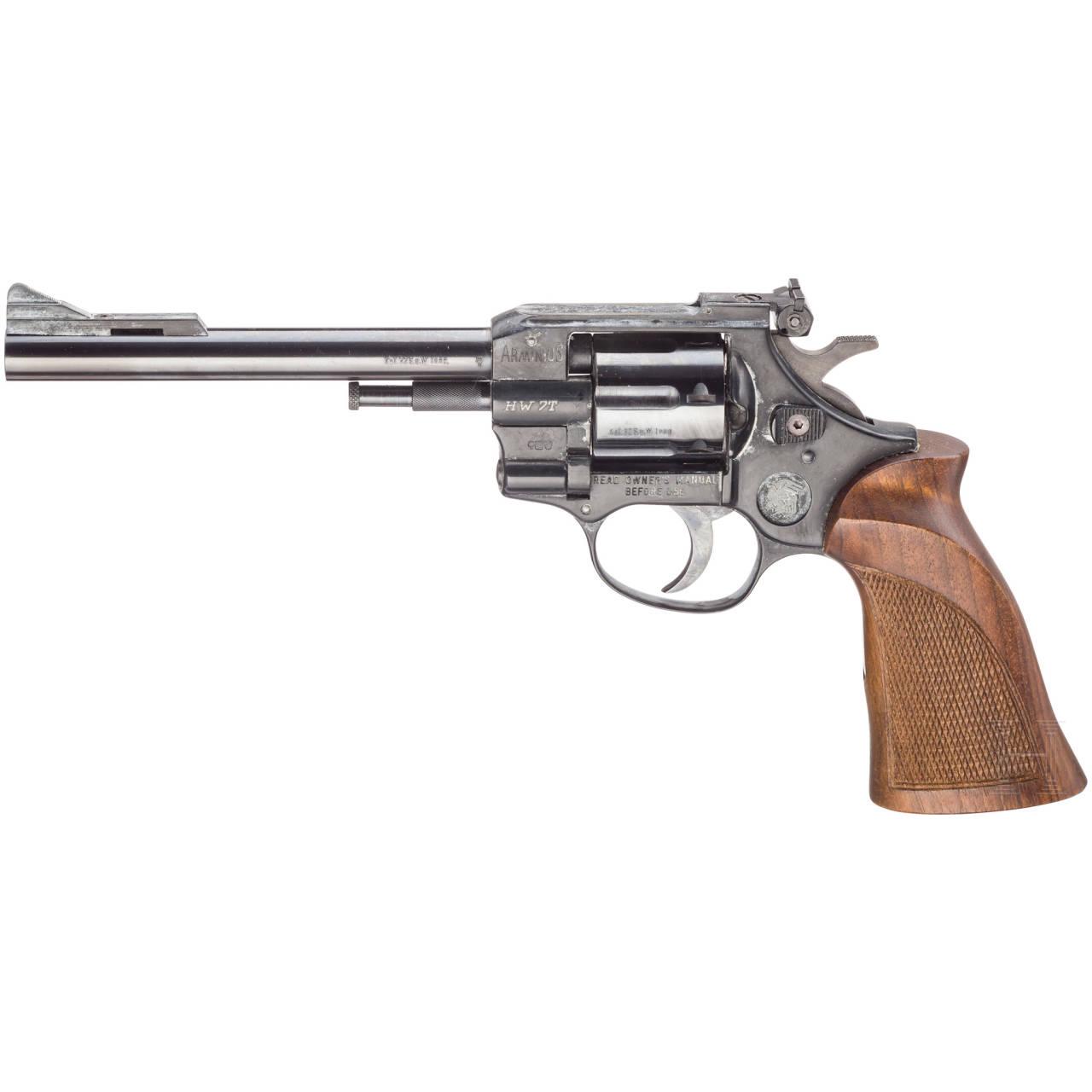 Arminius Mod. HW 7T (T = Target)