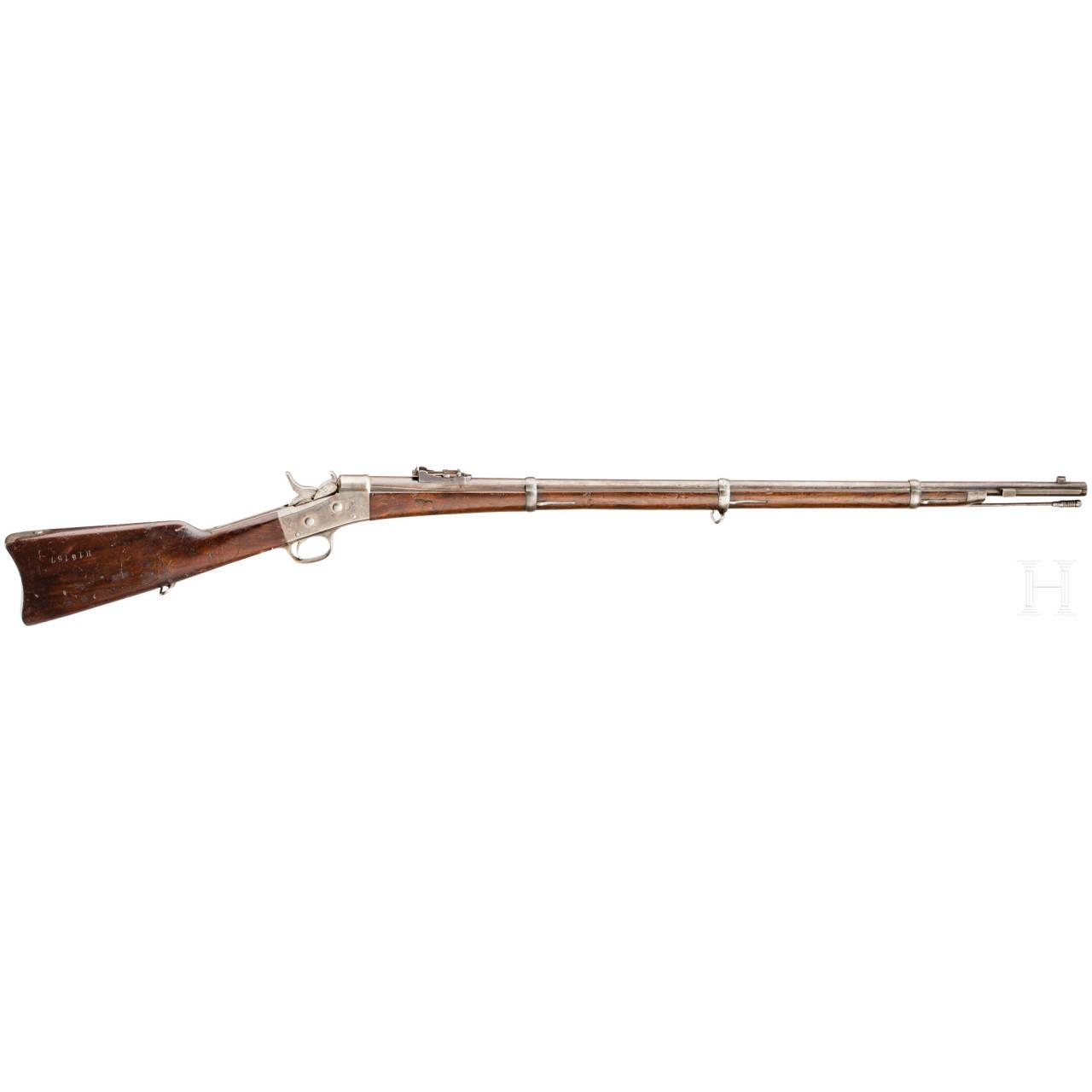 Remington Rolling Block Military Rifle