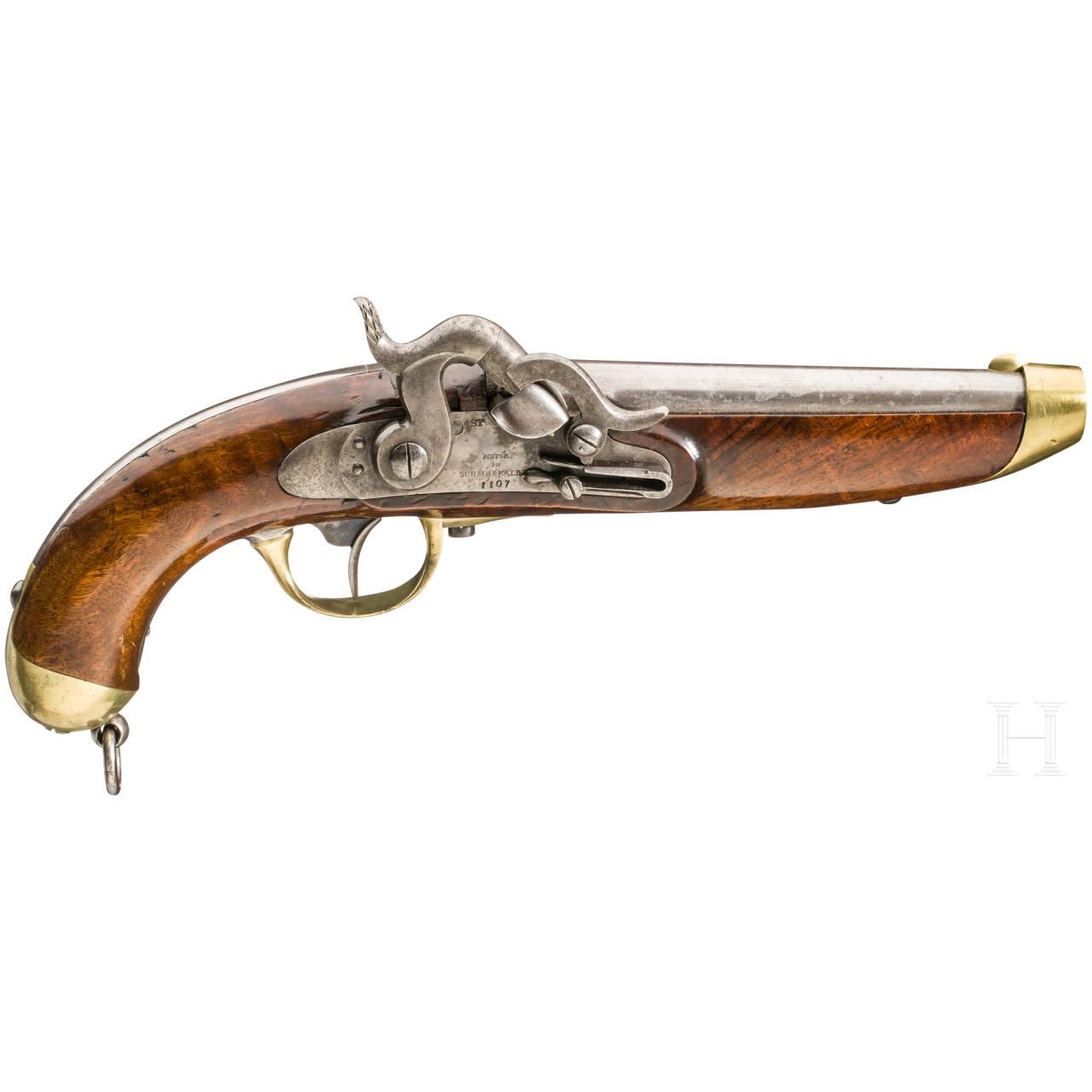 Husarenpistole M 1849