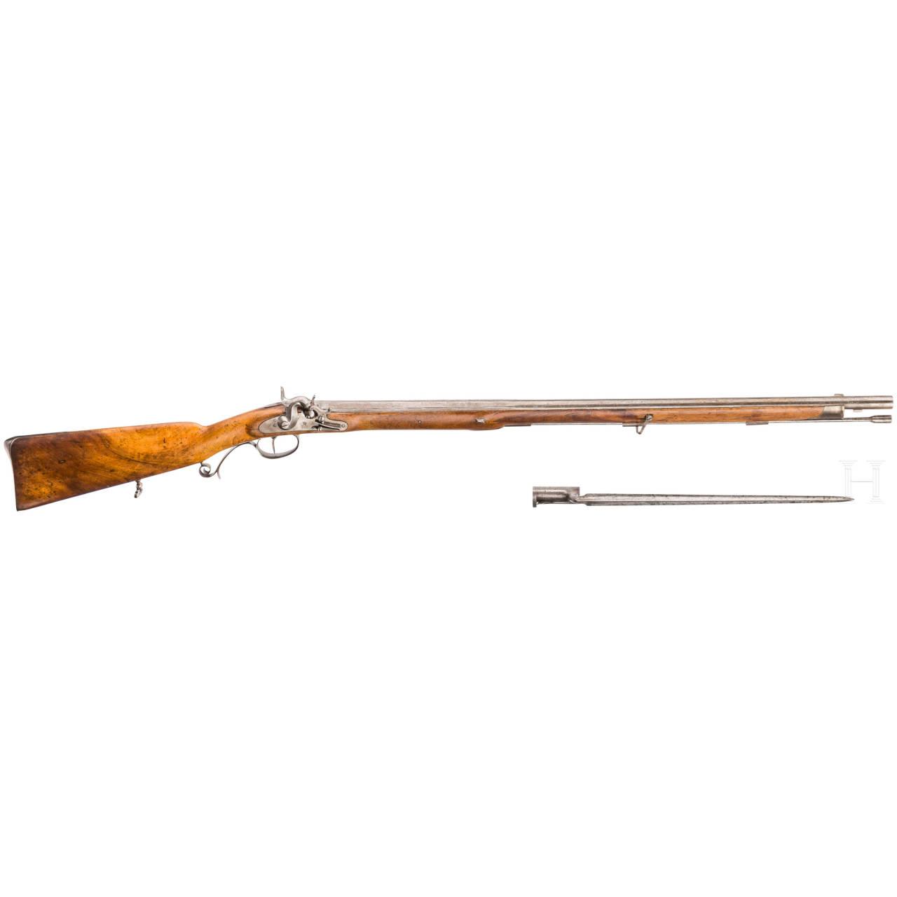 Grenzaufseher-Gewehr M 1851
