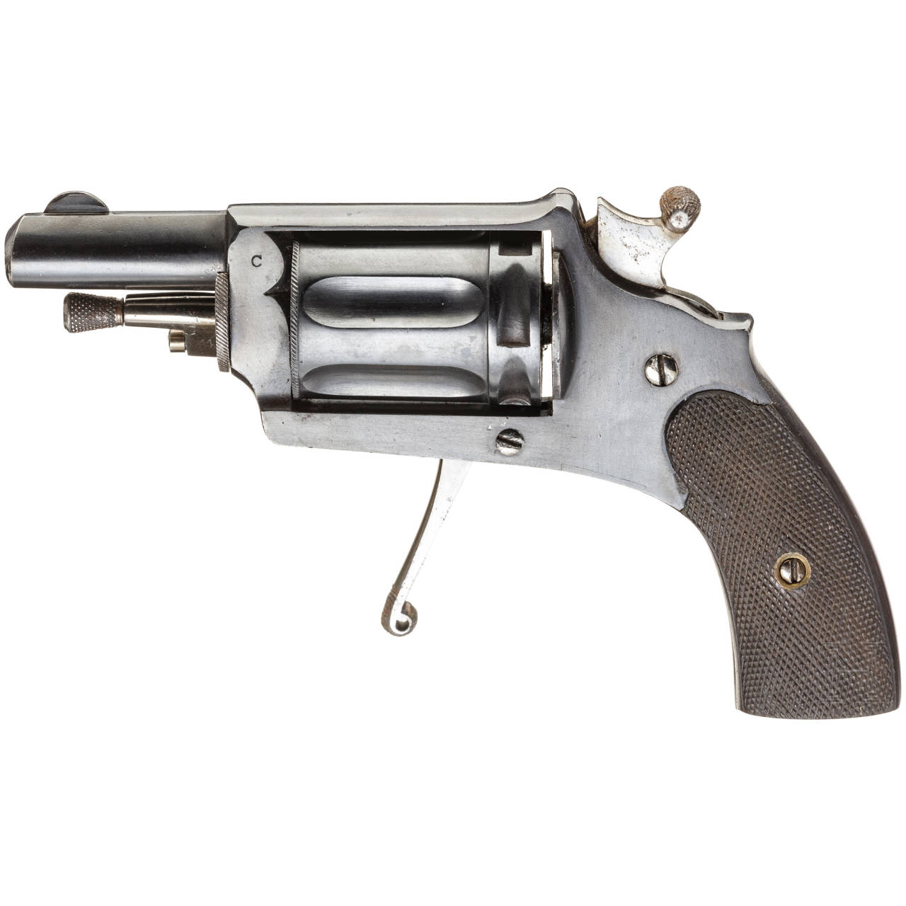 Belgischer Velodog-Revolver