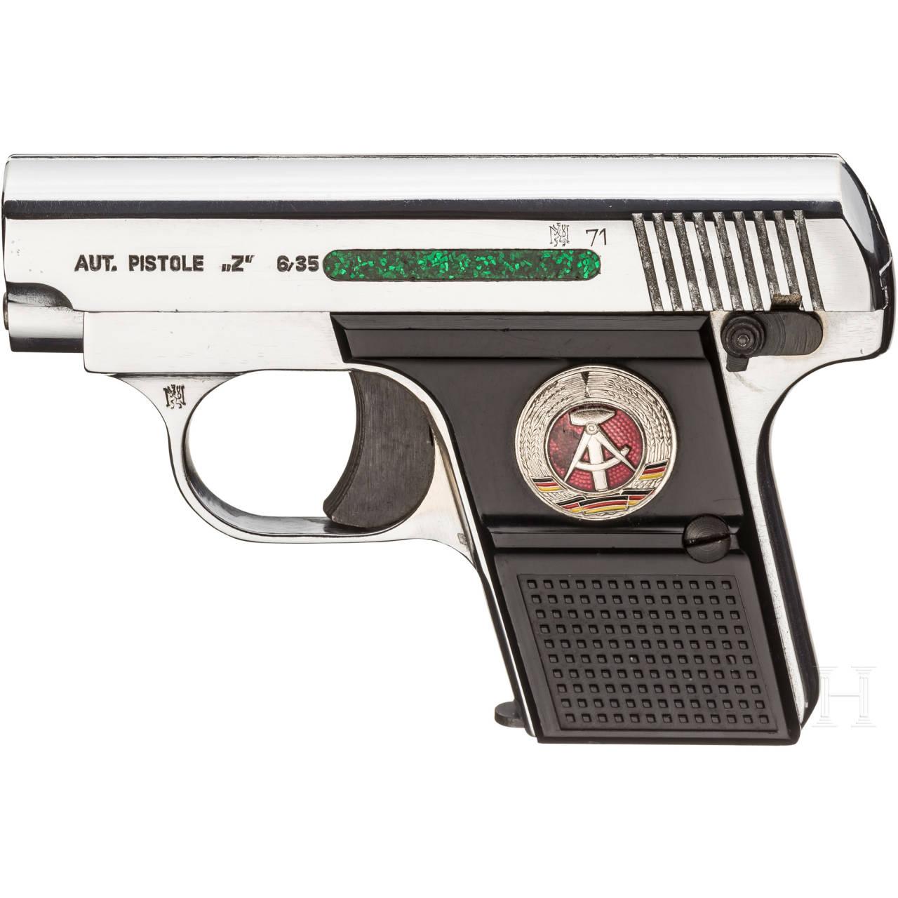 DUO-Z, Geschenkwaffe Volksarmee DDR
