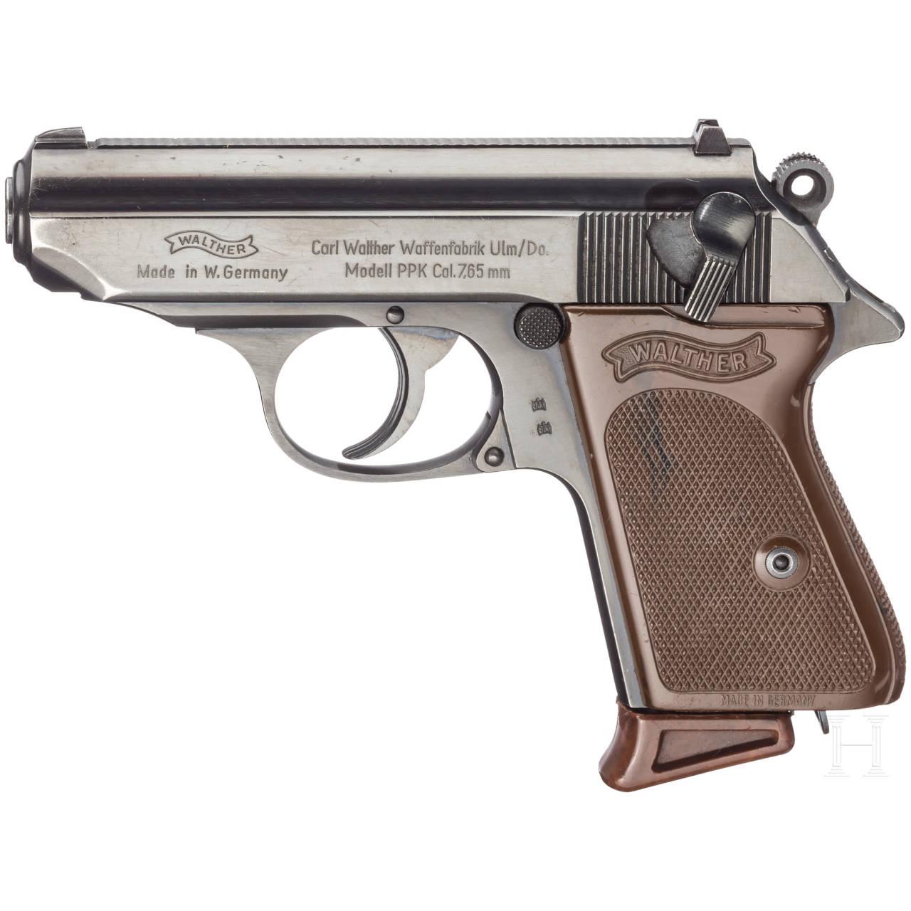 Walther PPK (P 21), Bundeswehr