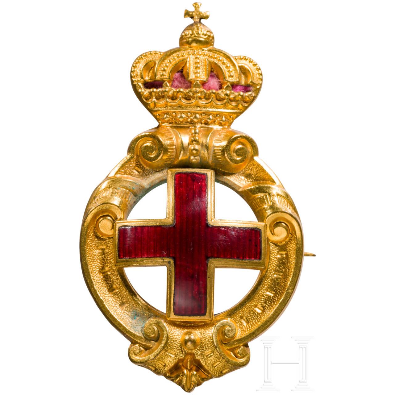 Ehrenzeichen der Rot-Kreuz-Gesellschaft, Bulgarien