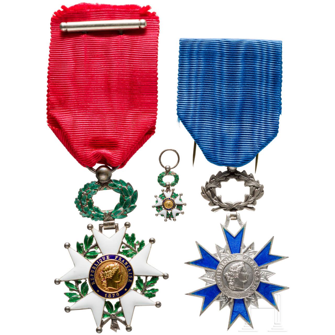 Orden der Ehrenlegion, Frankreich