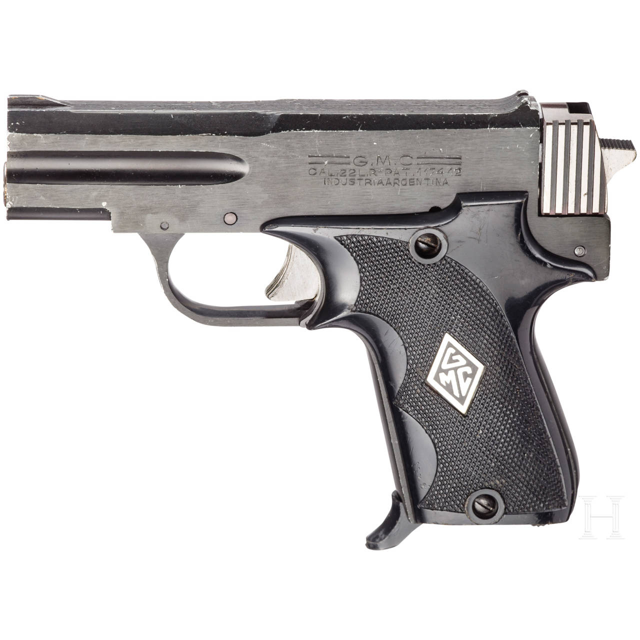 Pistole G.M.C.