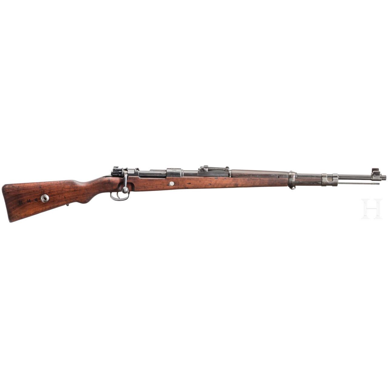 Mauser 1937, K98k, Portuga