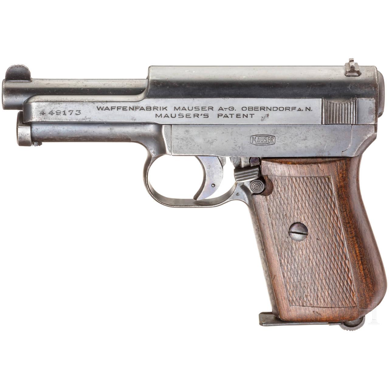 Mauser Mod. 1914 für Japan