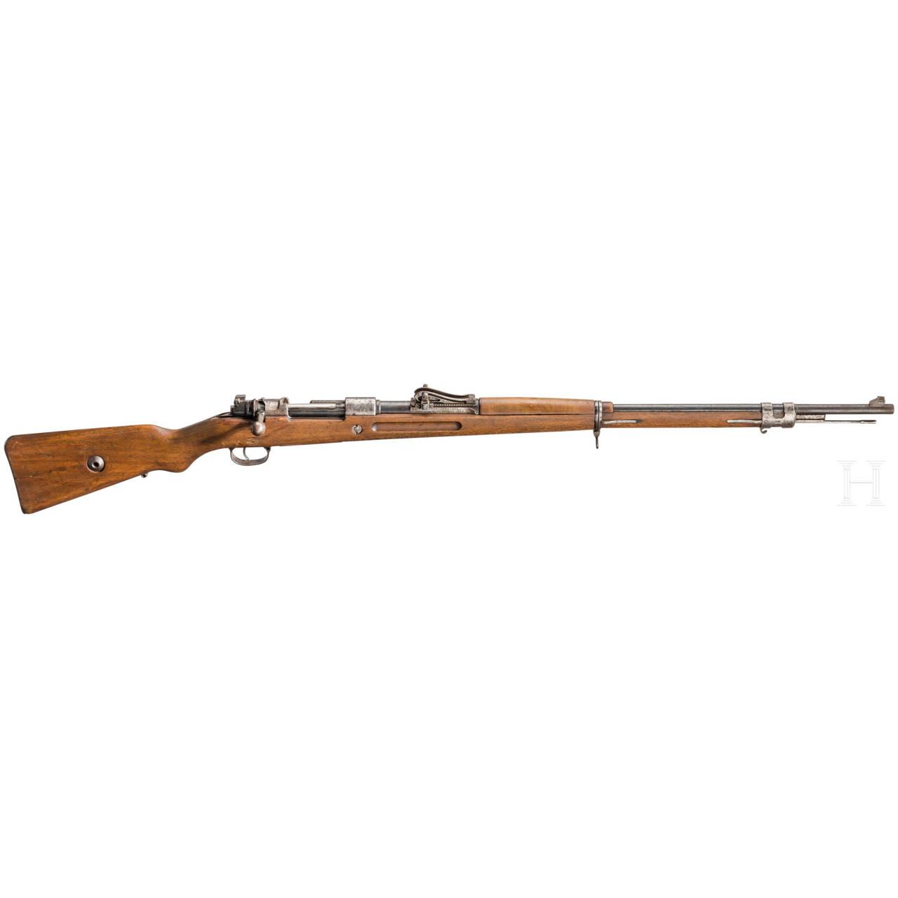 Gewehr 98, Amberg 1903