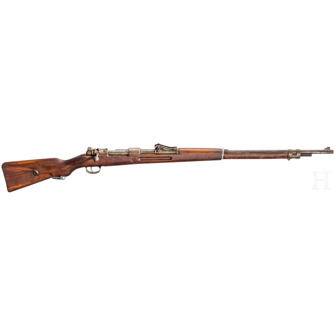 Gewehr 98, Amberg 1917