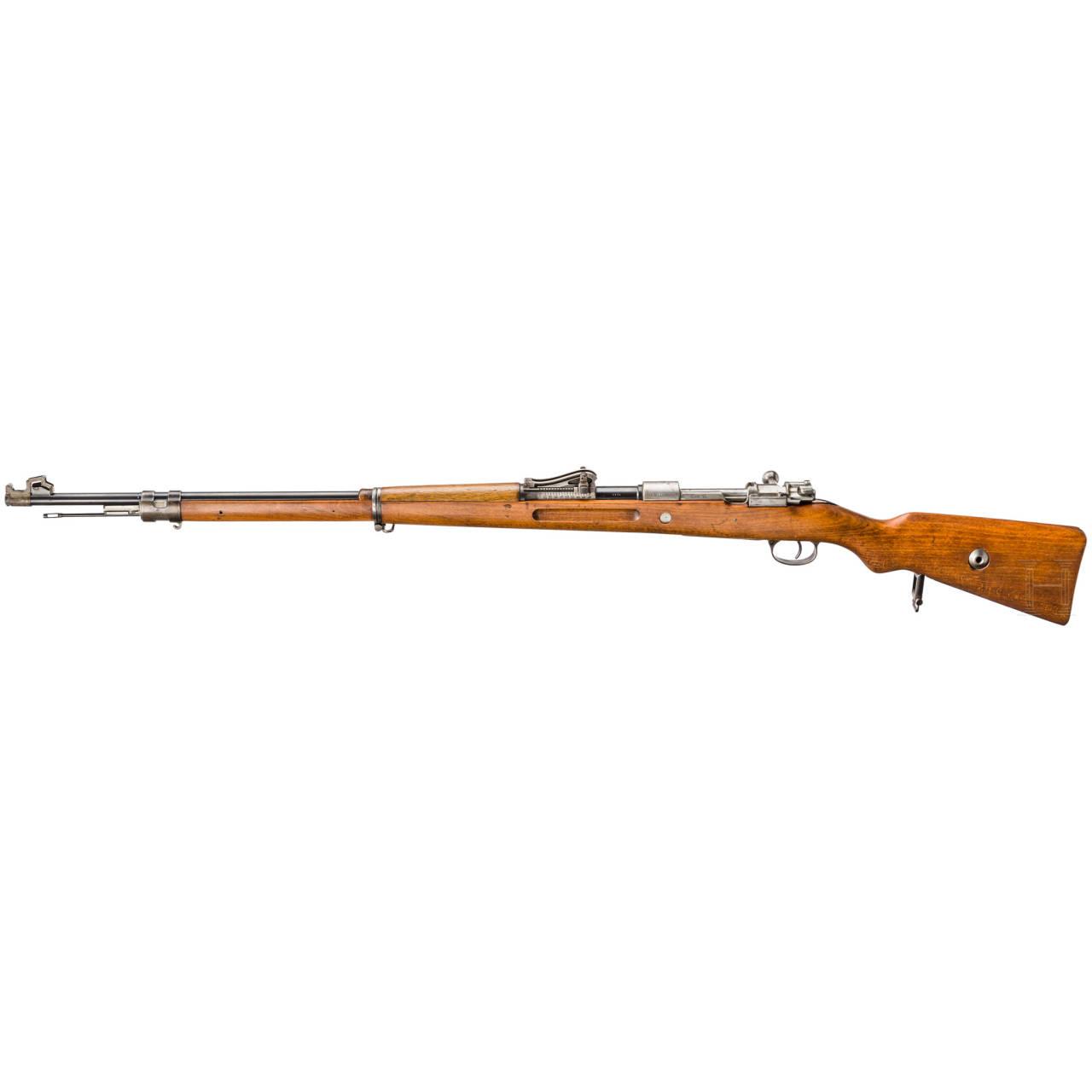 Gewehr 98, Amberg 1917, EWB