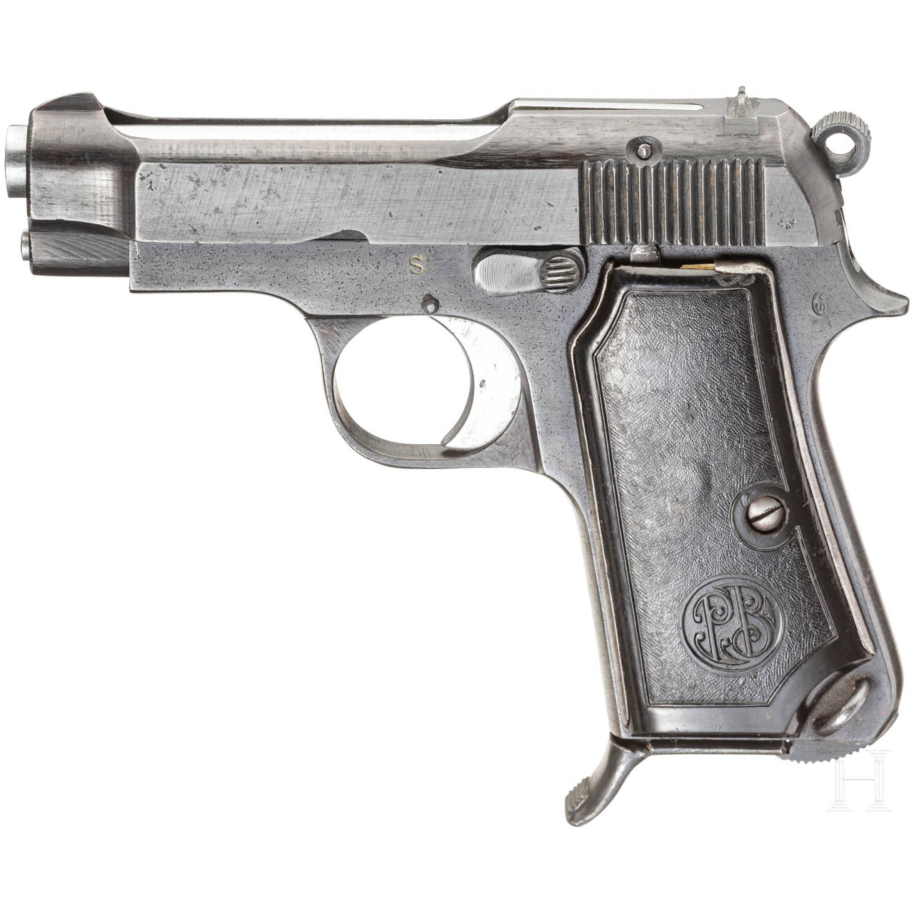 Beretta Mod. 35, mit Tasche