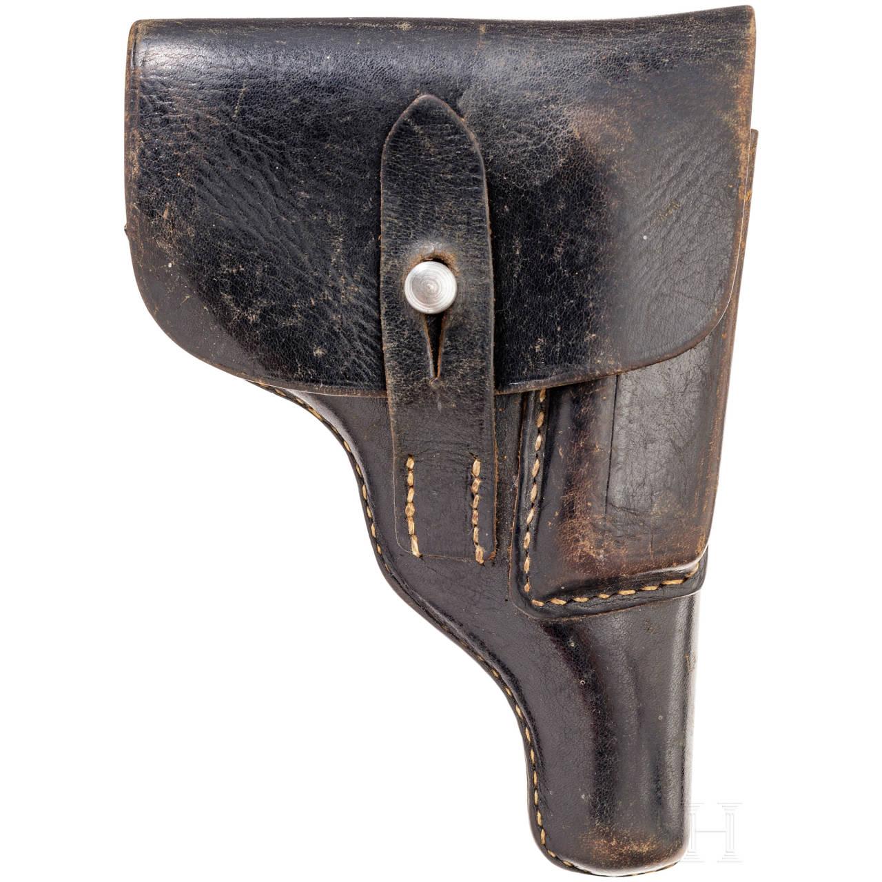 Tasche zur FN Mod. 1910, Polizei Hamburg