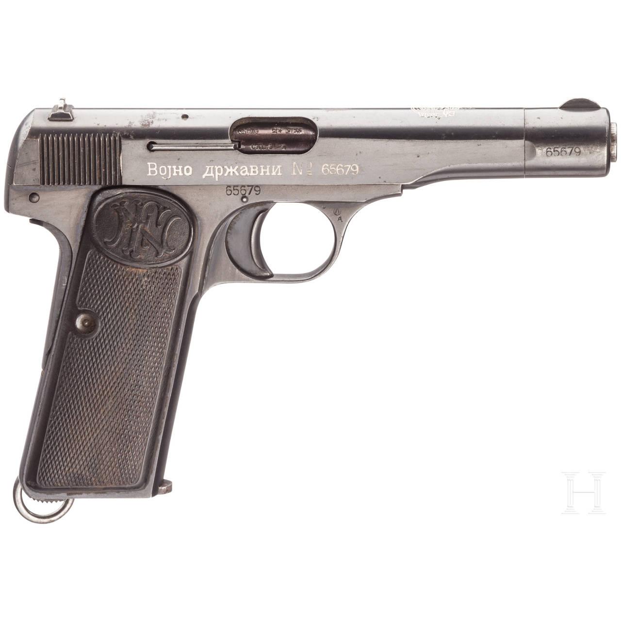 FN Mod. 10/22, Militärkontrakt, mit Tasche