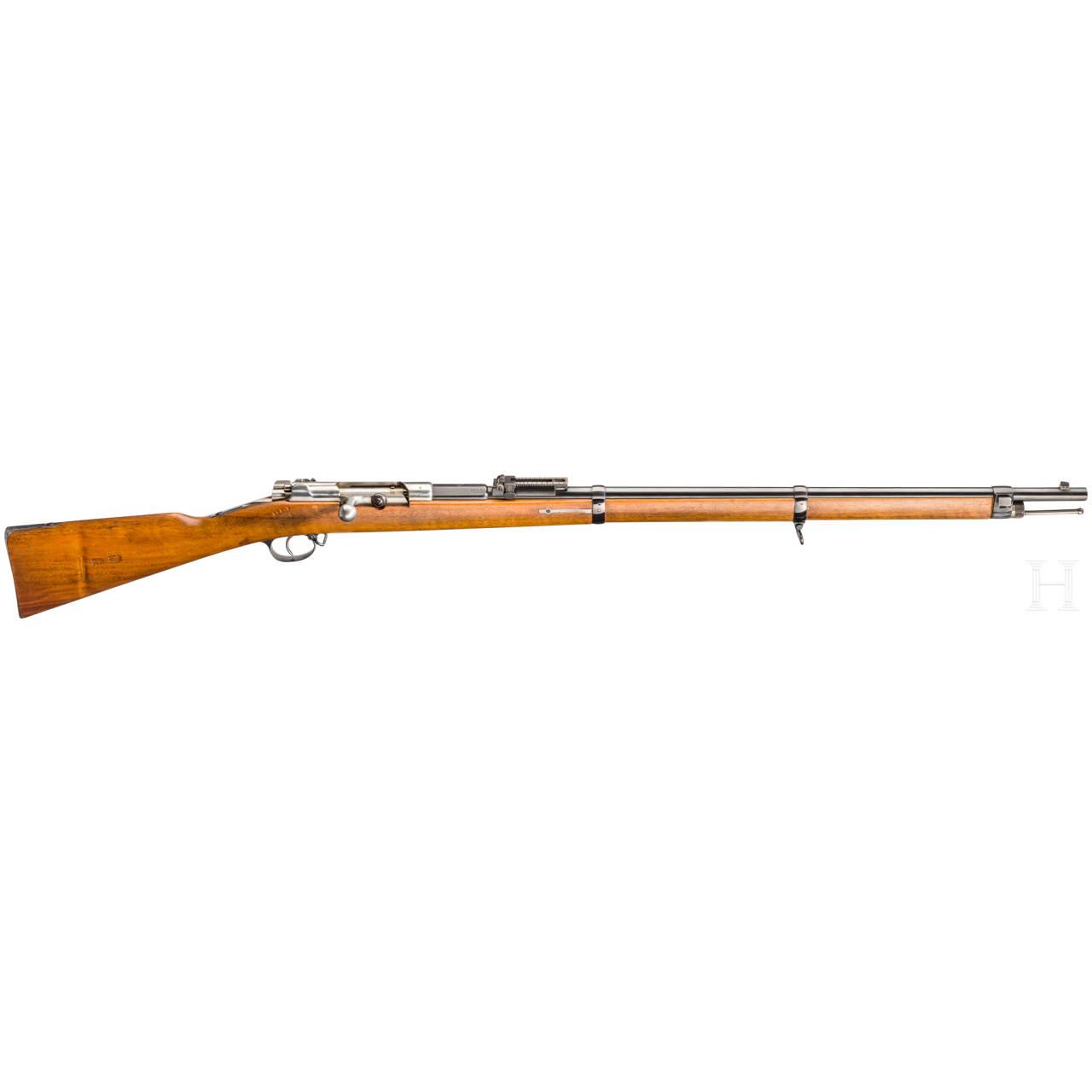 Infanteriegewehr M 1871/84, Spandau