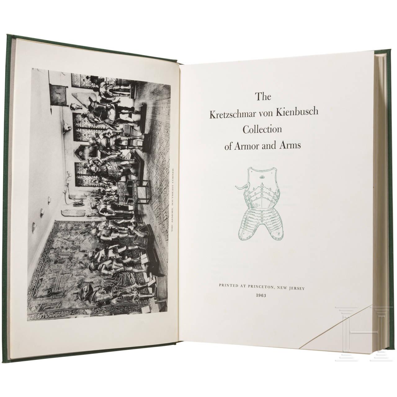 The Kretzschmar von Kienbusch Collection of Armor and Arms, New Jersey 1963