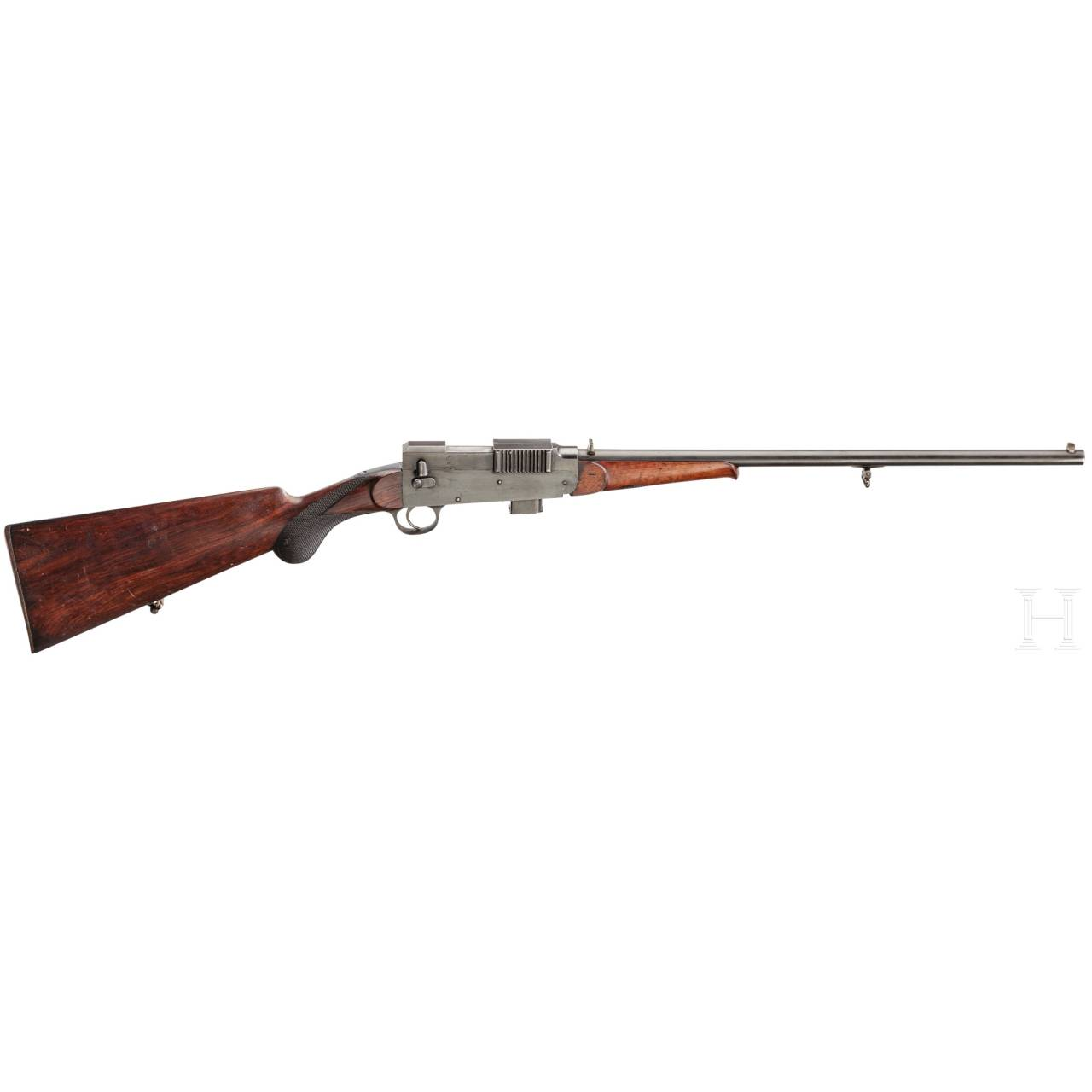 A Dreyse semi-auto carbine M 07