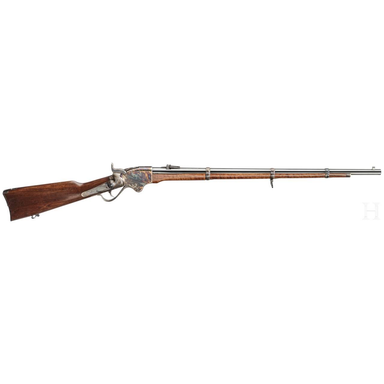 A Spencer Miliary Rifle M 1860 (Armi Sport, Italy)