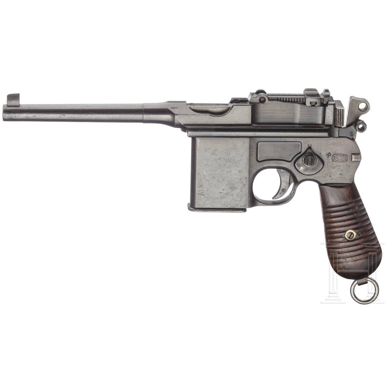 Mauser C 96 Mod. 1932 ( Mod. 712)