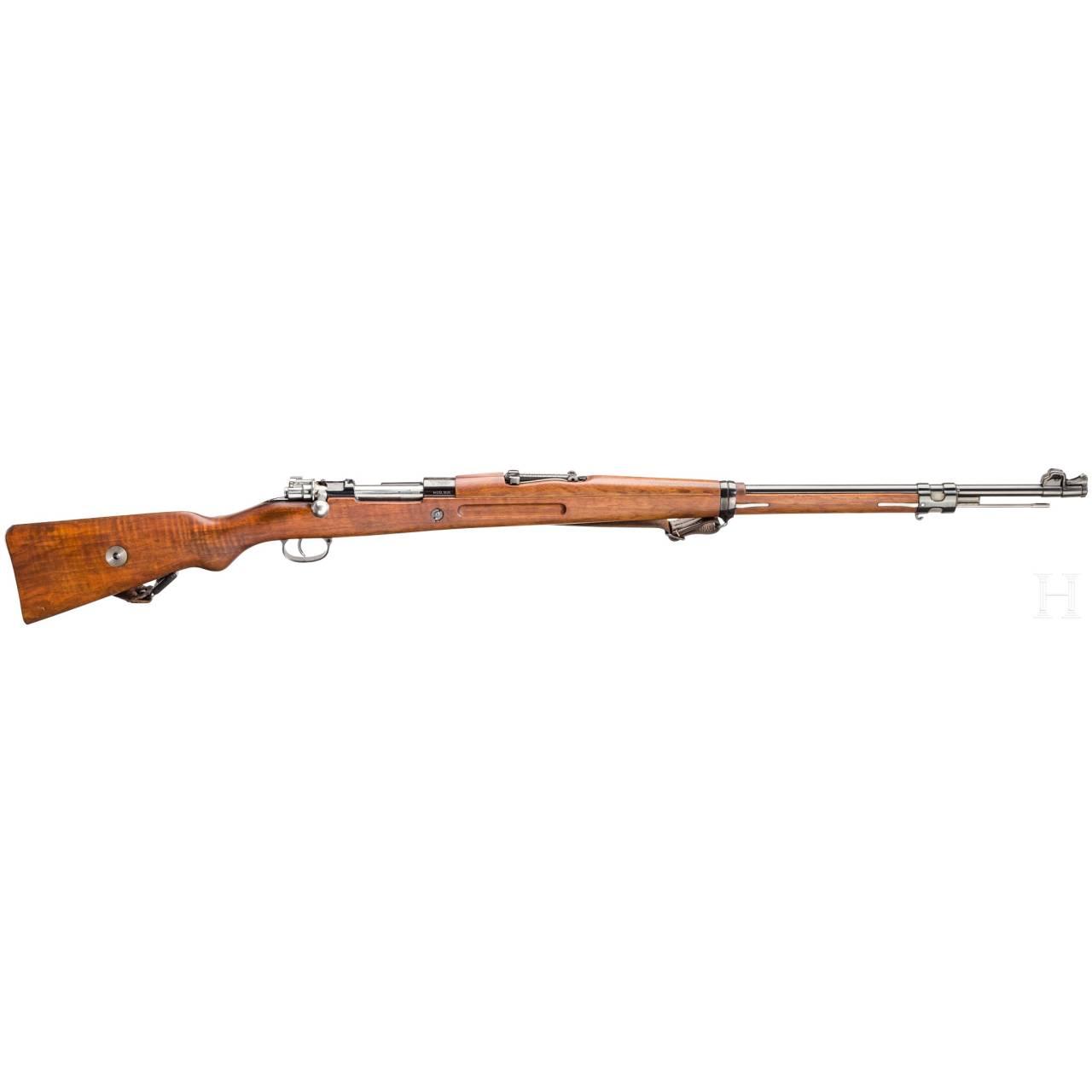 Gewehr Mod. 1935, Mauser, Oberndorf