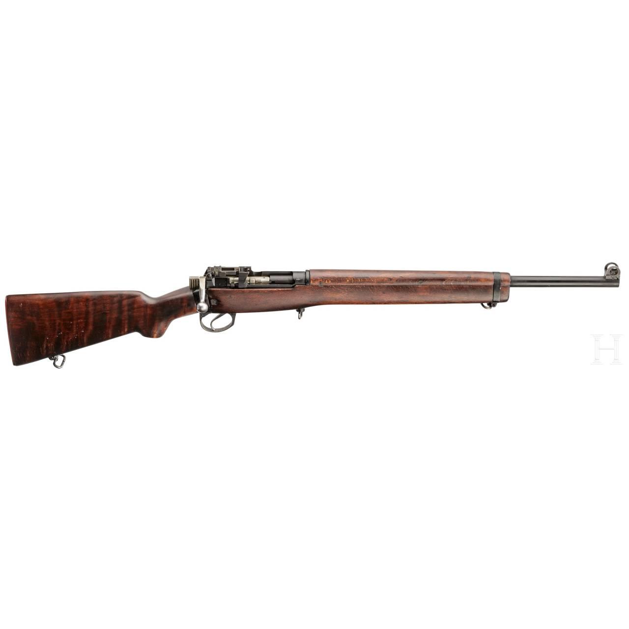 Enfield No. 8 Mark I, KK-Übungsgewehr