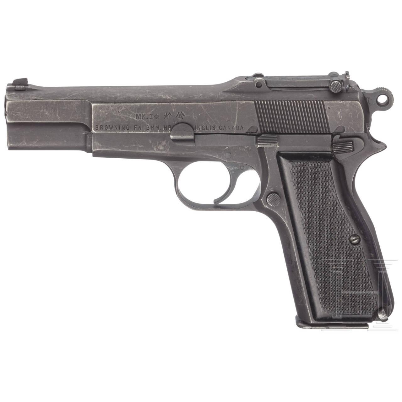 Browning Inglis No. 1 Mk I*