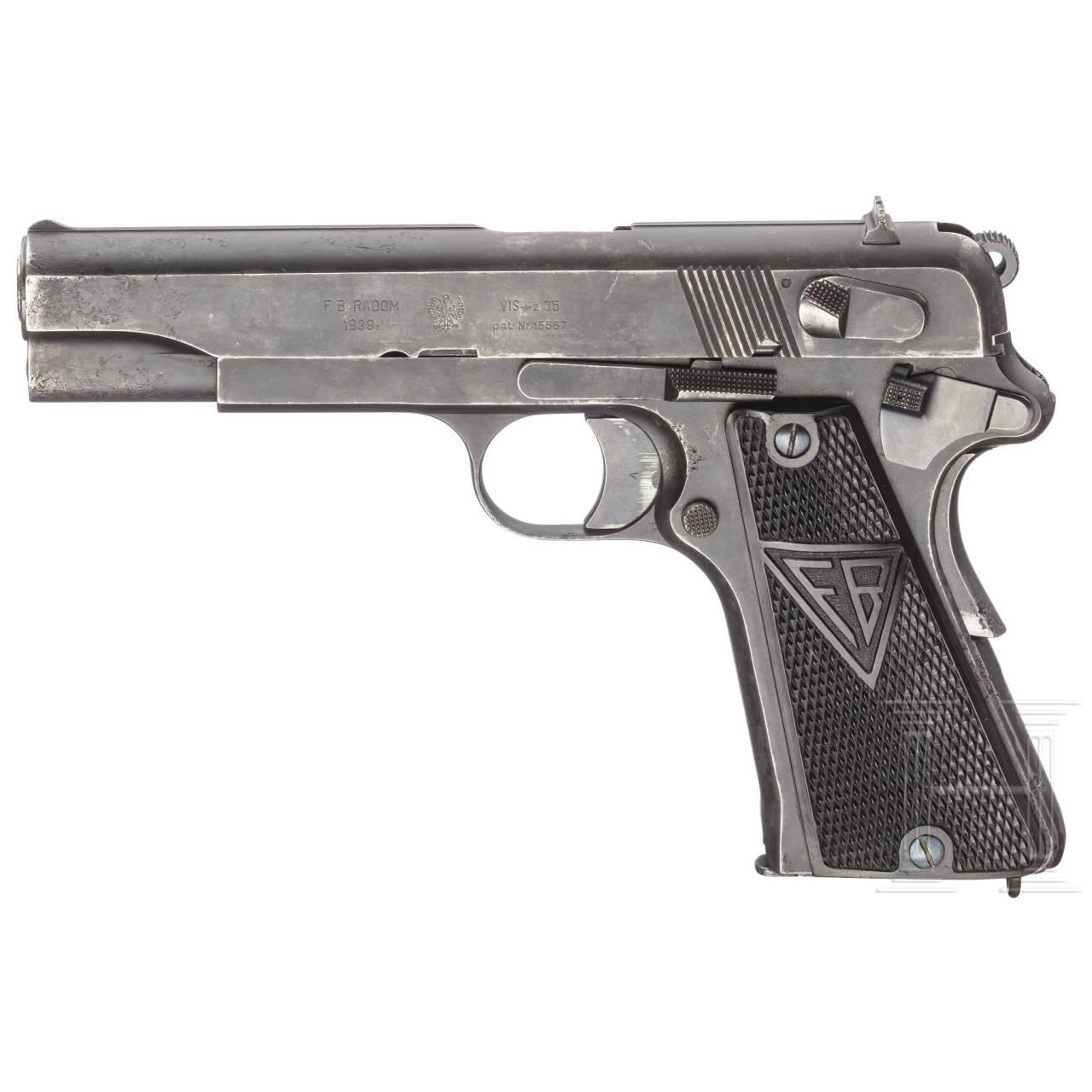 VIS Mod. 35, Radom 1939