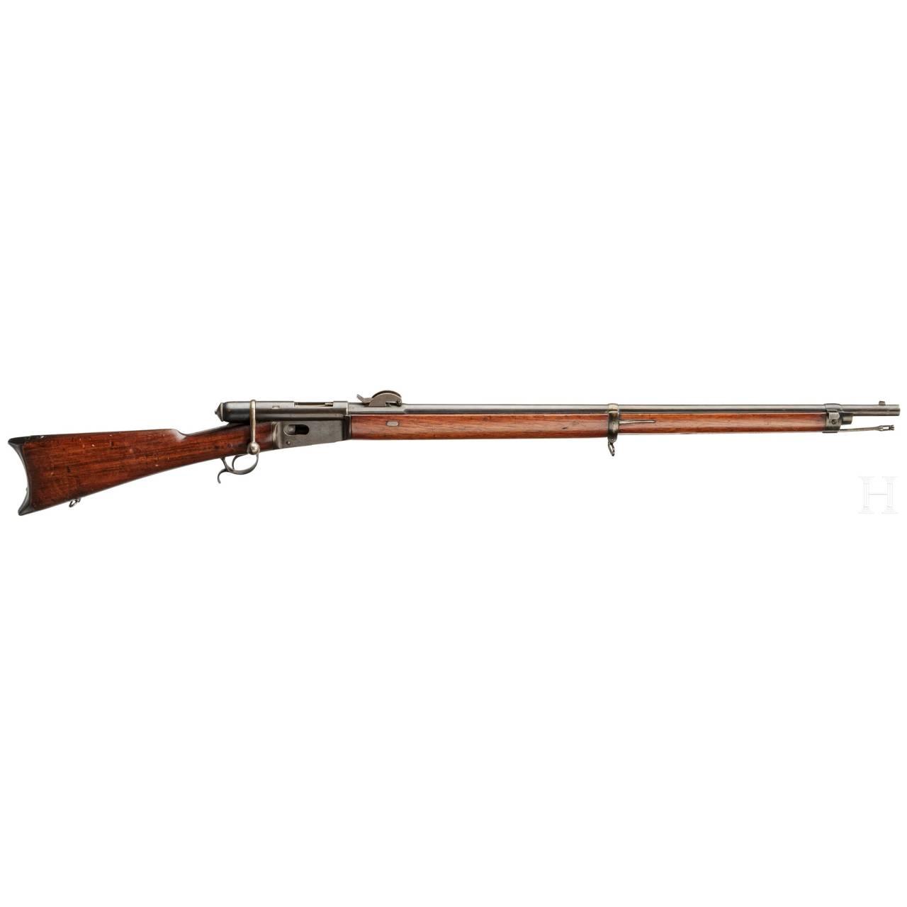 Vetterli M1878, WF Bern