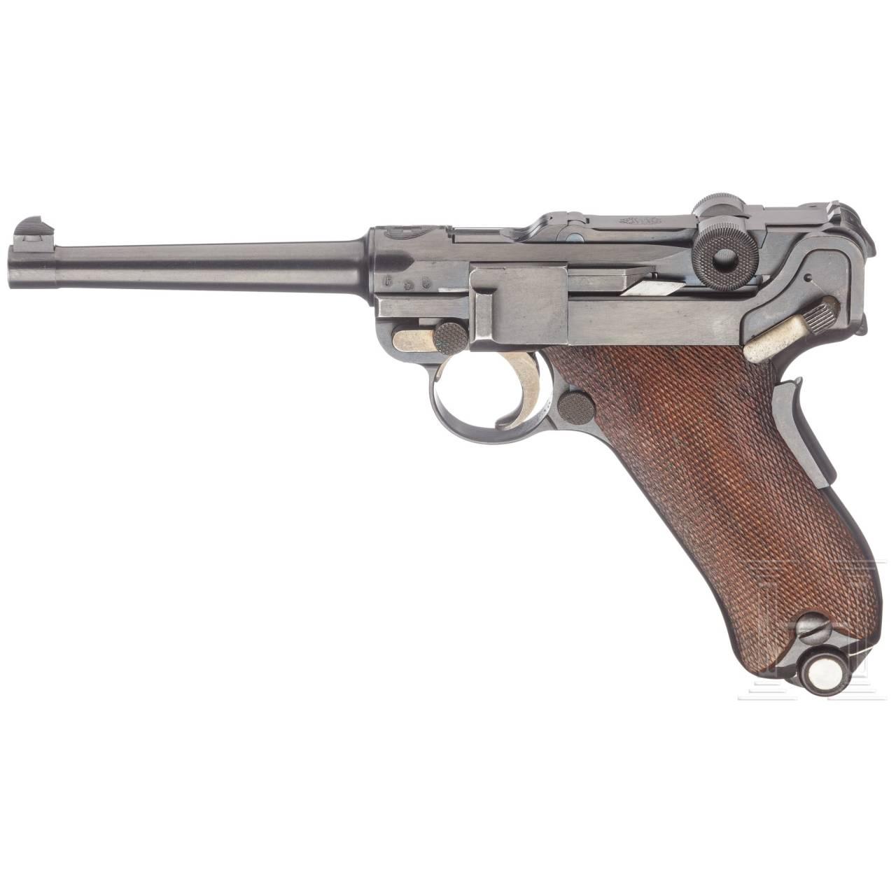 A Pistol 00/06, DWM