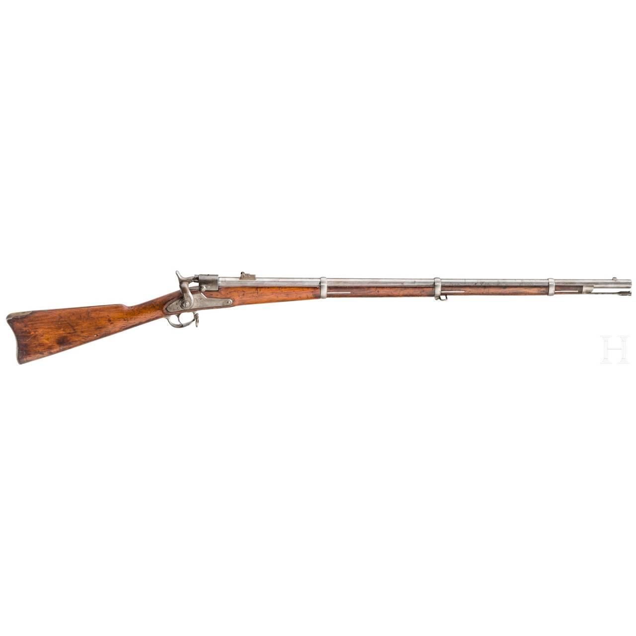 Joslyn Breech-Loading Rifle