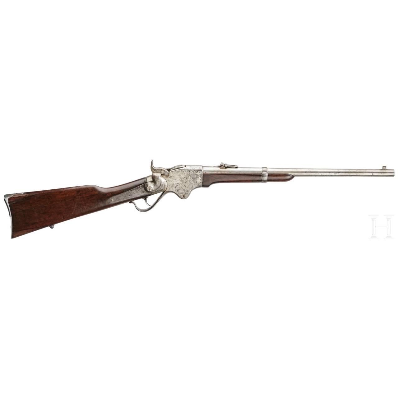 A Spencer Carbine Model 1865