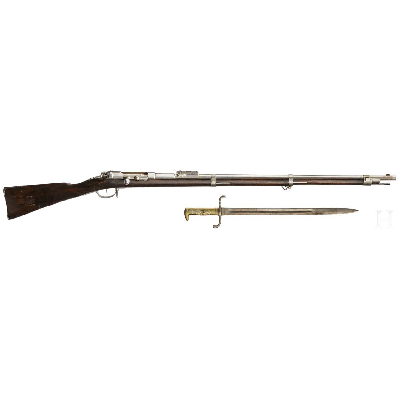 Infanteriegewehr M 71