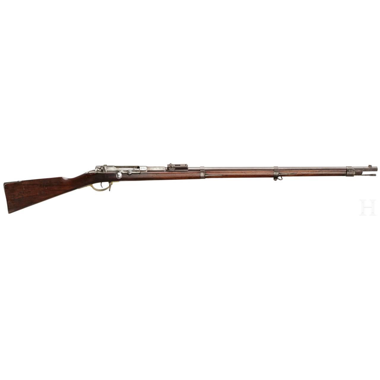 Infanteriegewehr M 1871, Mauser