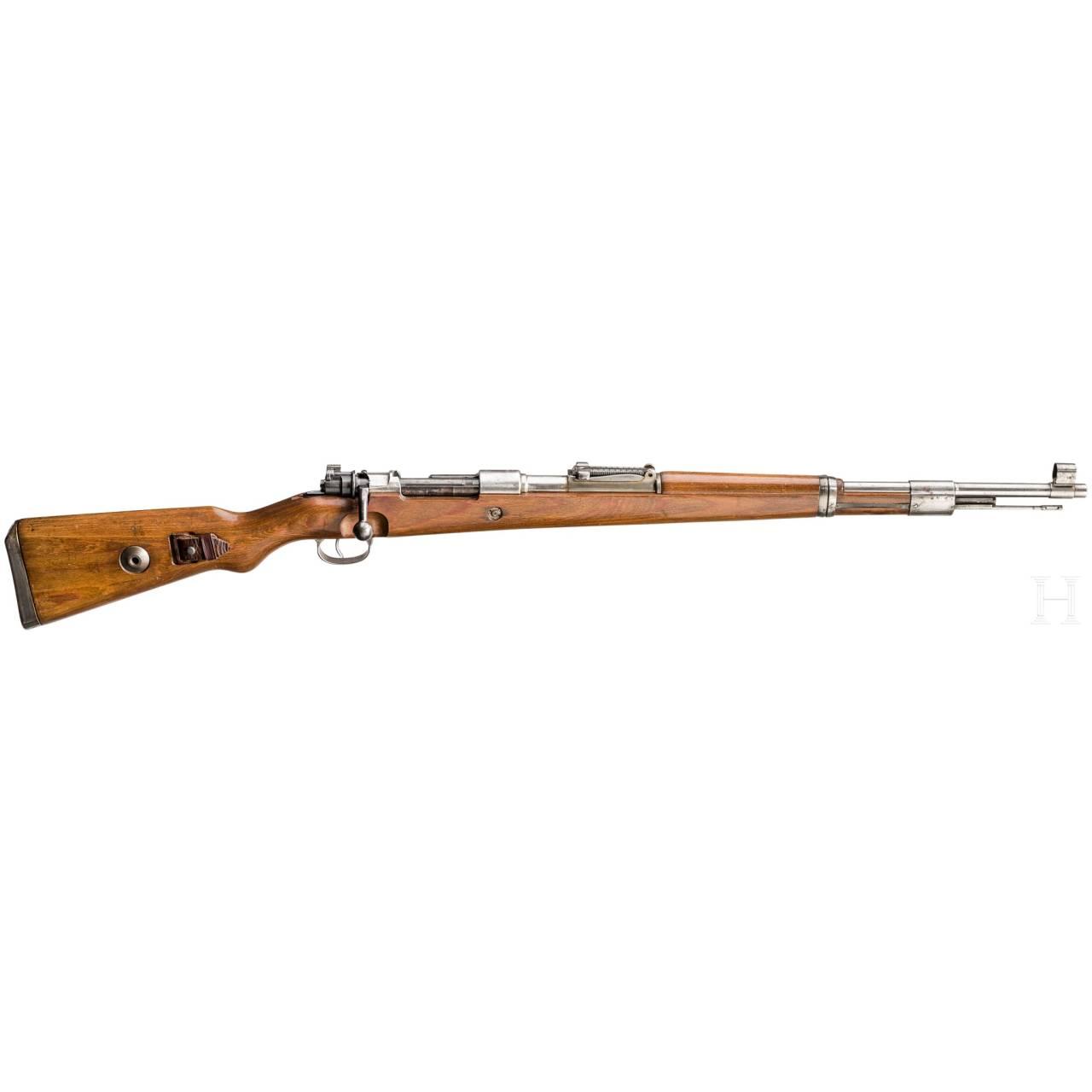 Karabiner 98 k Mauser 1942, mit Riemen
