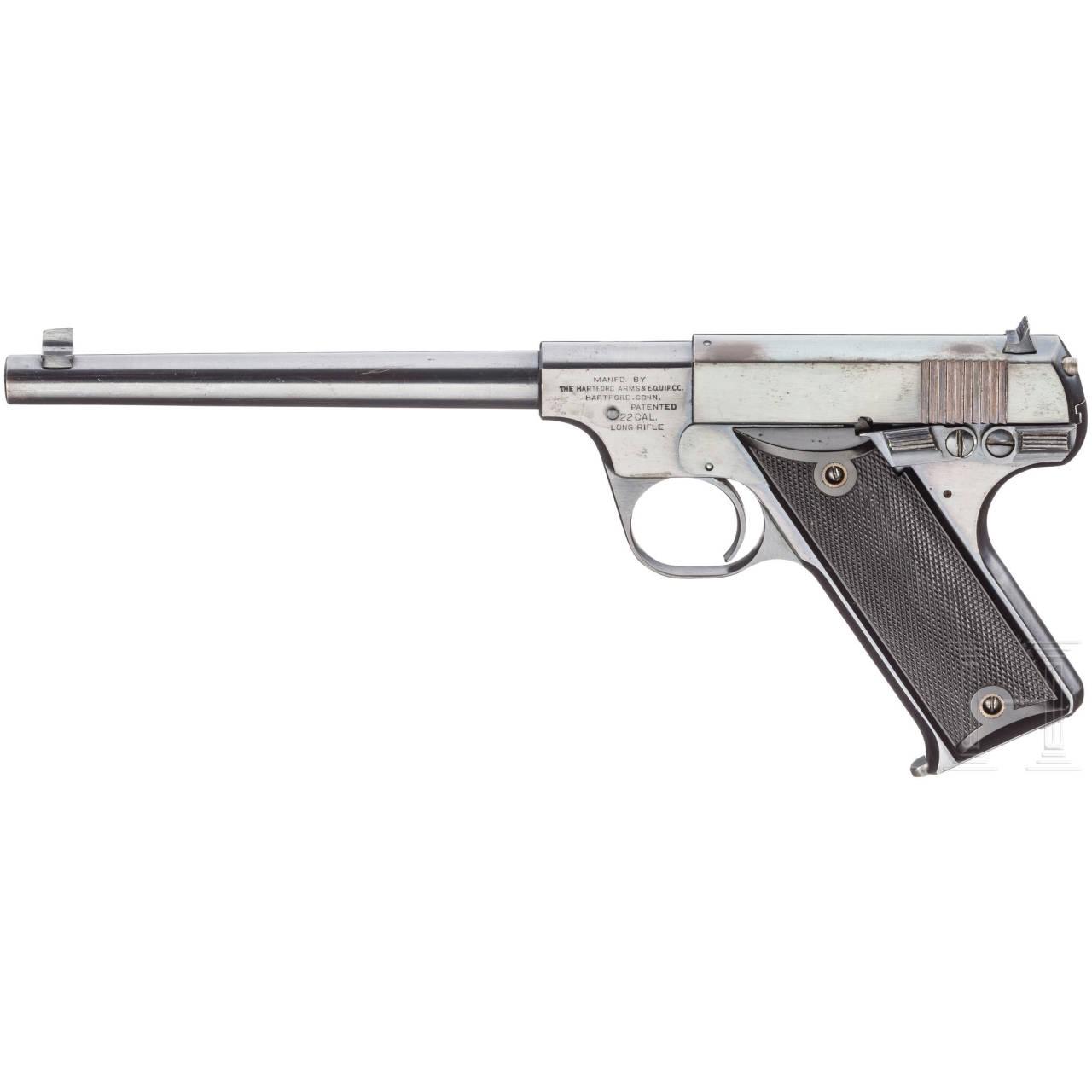 Hartford Arms Target Pistol