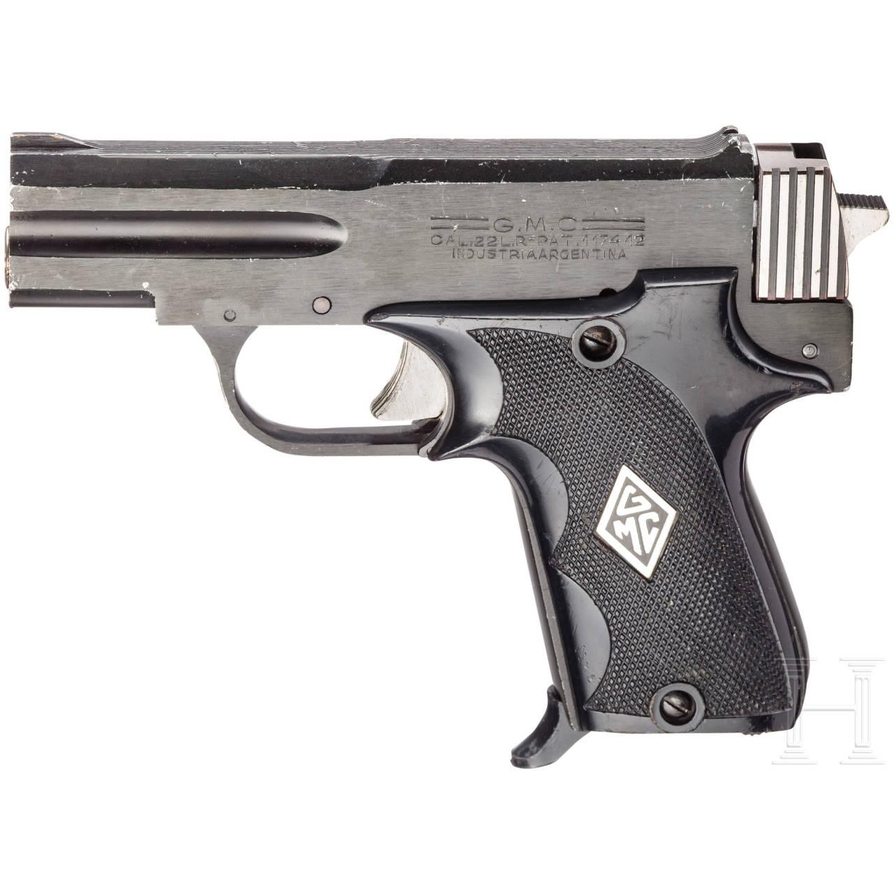 Argentinien - Pistole G.M.C.