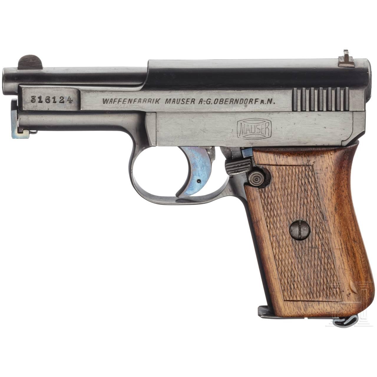 Portugal - Mauser Mod. 1910