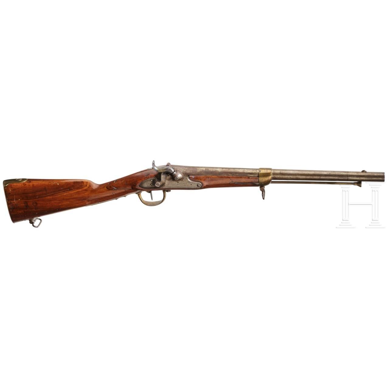 A Baden artillery carbine M 1816/40/50 U/M