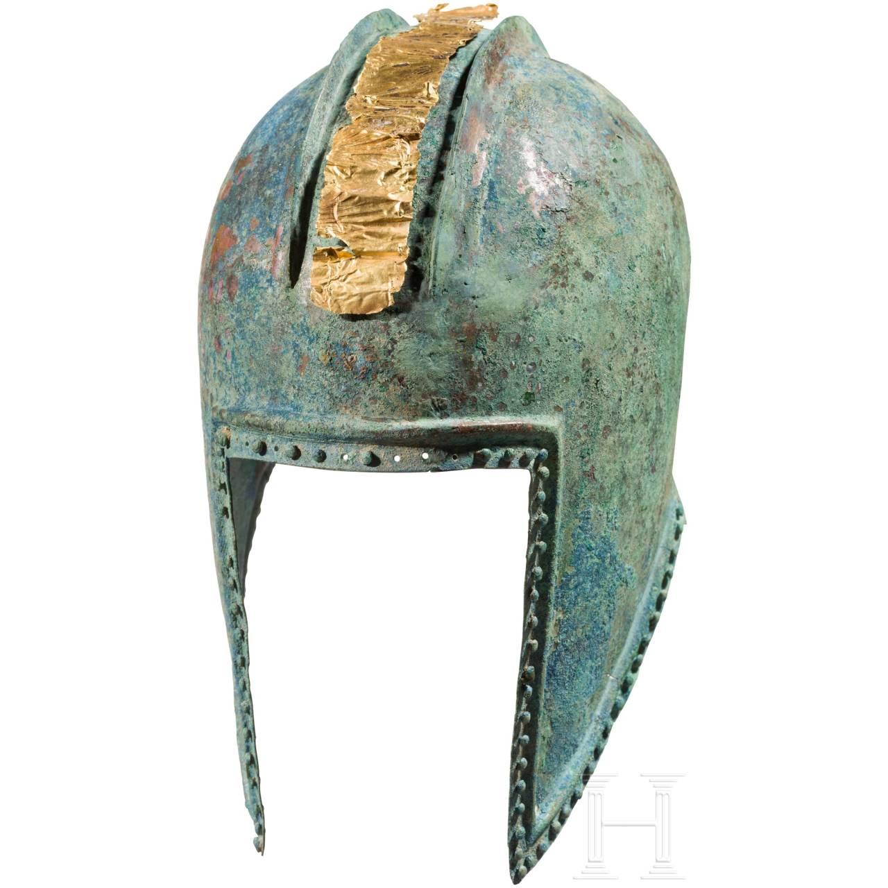 Illyrischer Helm, Griechenland, 5. Jhdt. v. Chr.