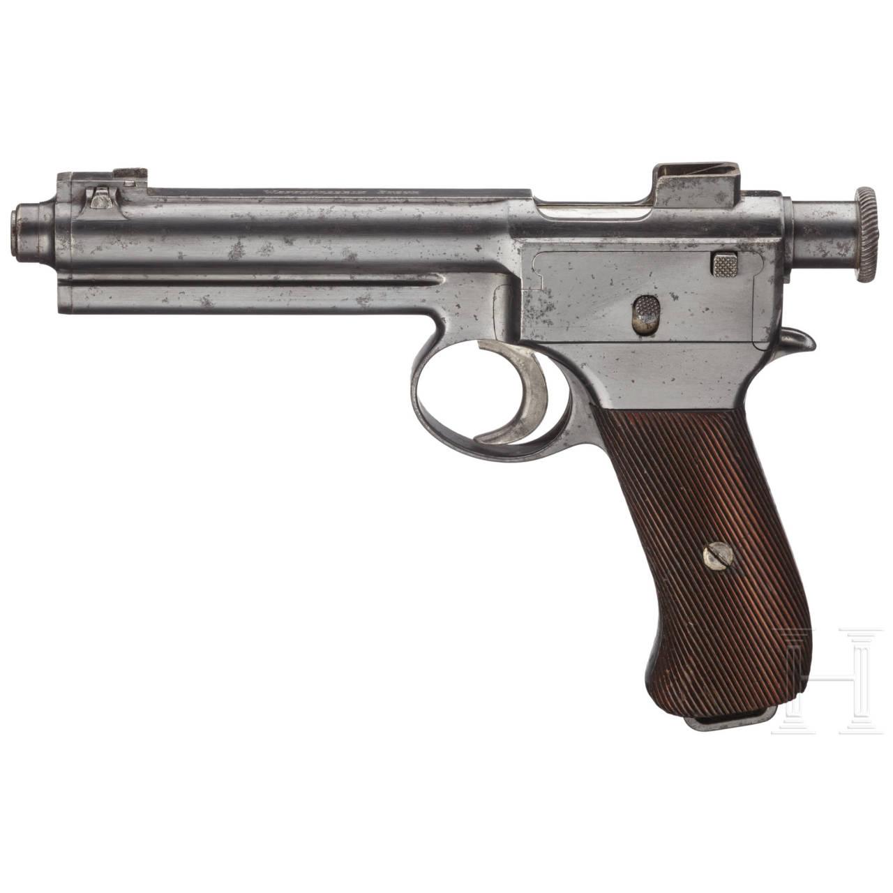 Roth-Steyr M1907-II