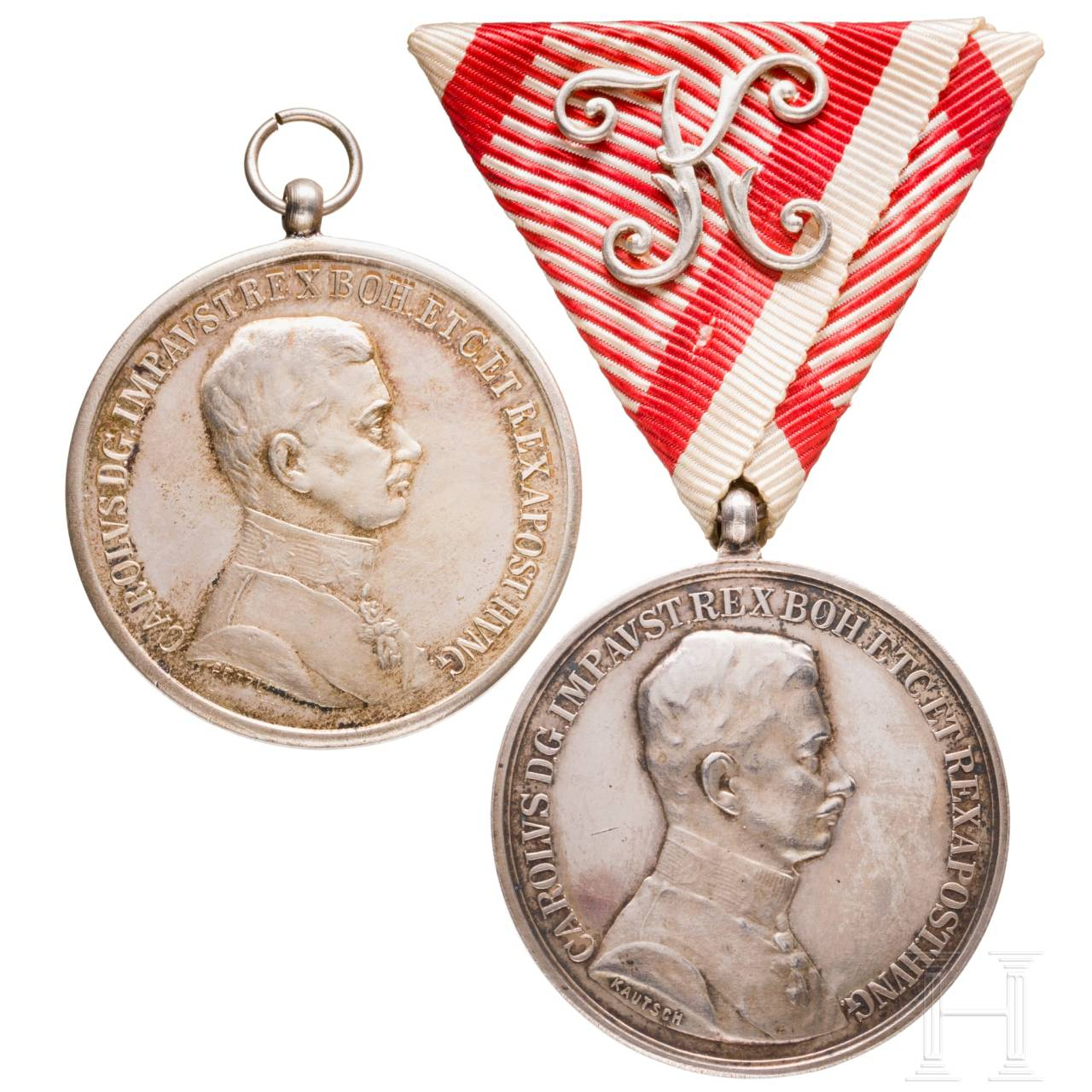 Medal of Bravery- two awards