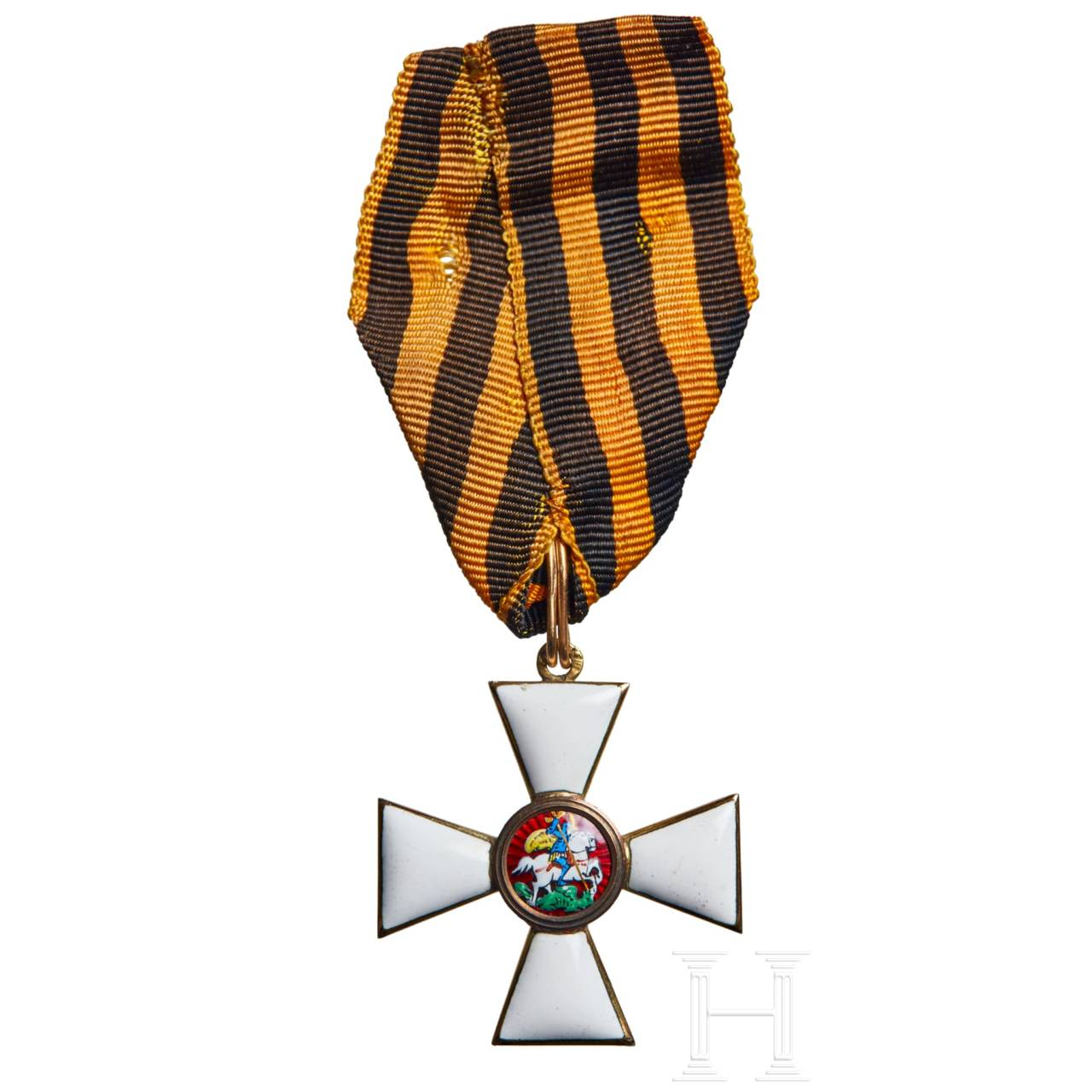A russian St. George Order, 4th class cross, circa 1900