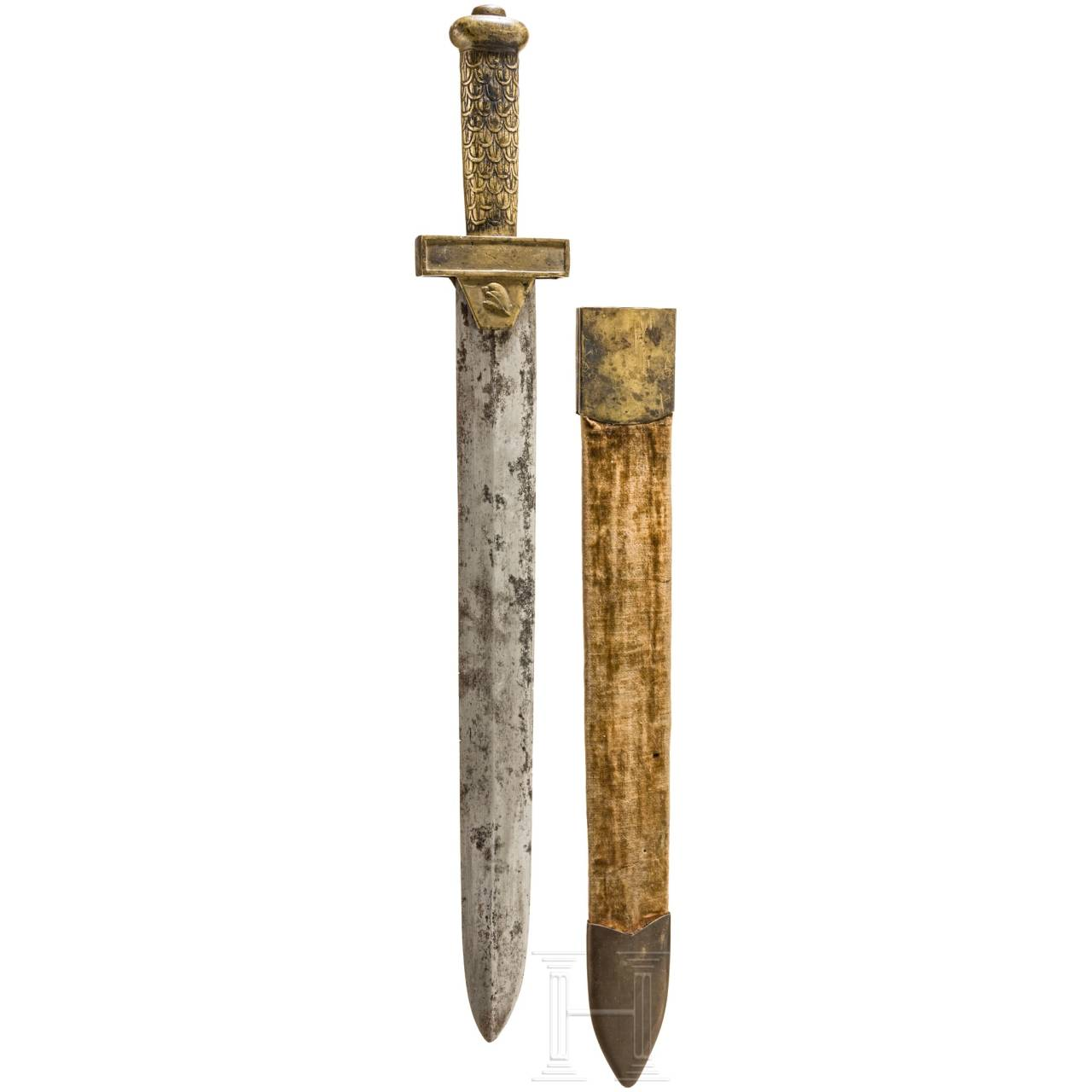 A short sword of the revolution period, late 18th century