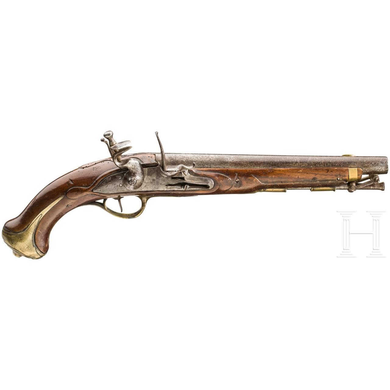 Kavalleriepistole M 1789