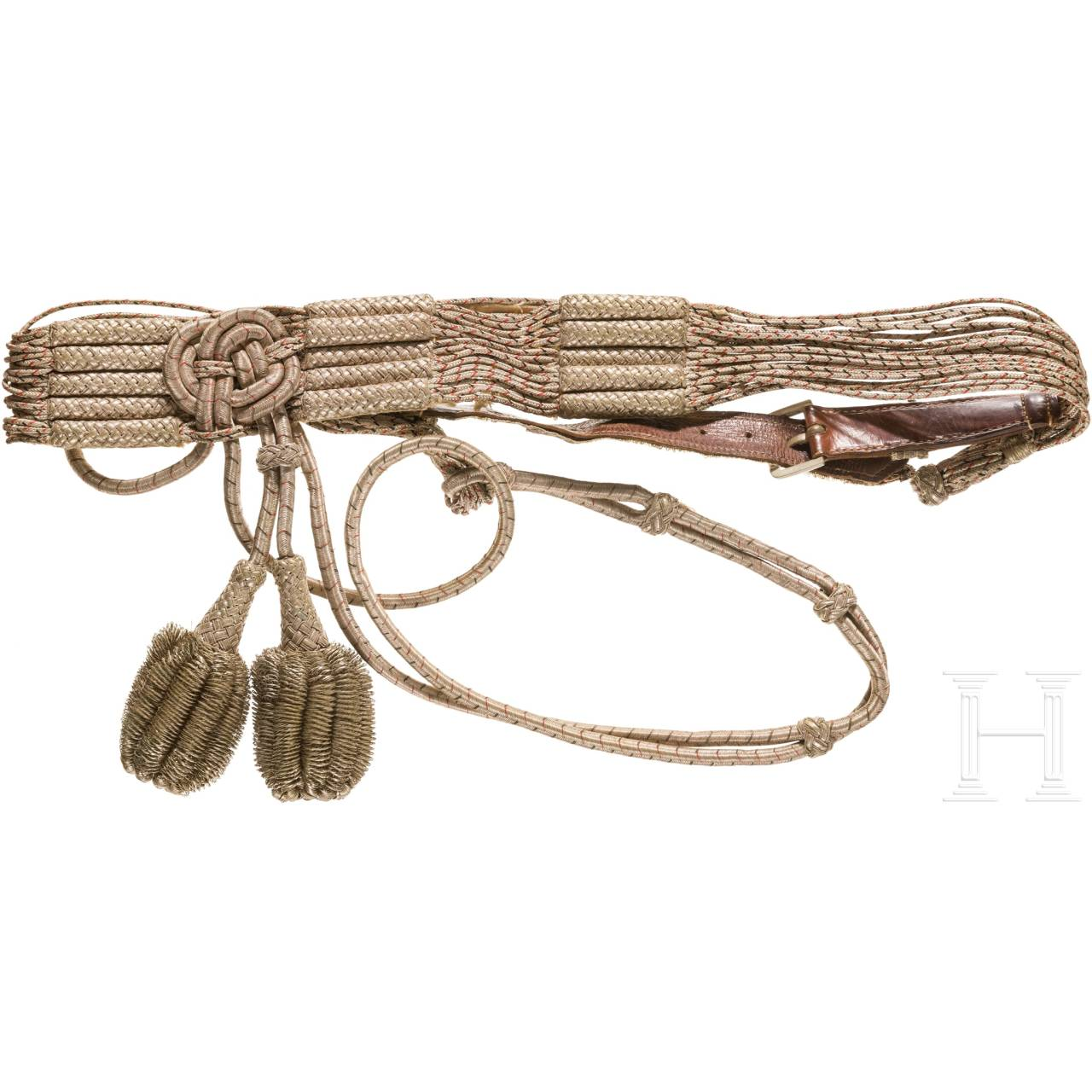 A sash for naval officers/admirals
