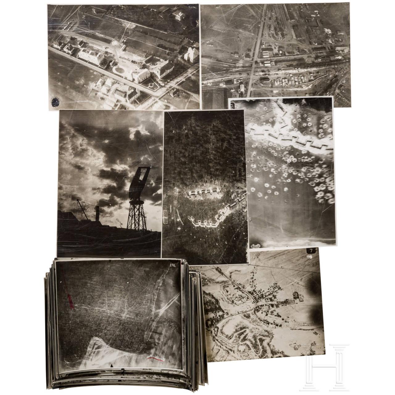 128 Luftbildaufnahmen der k.u.k. Luftfahrttruppe