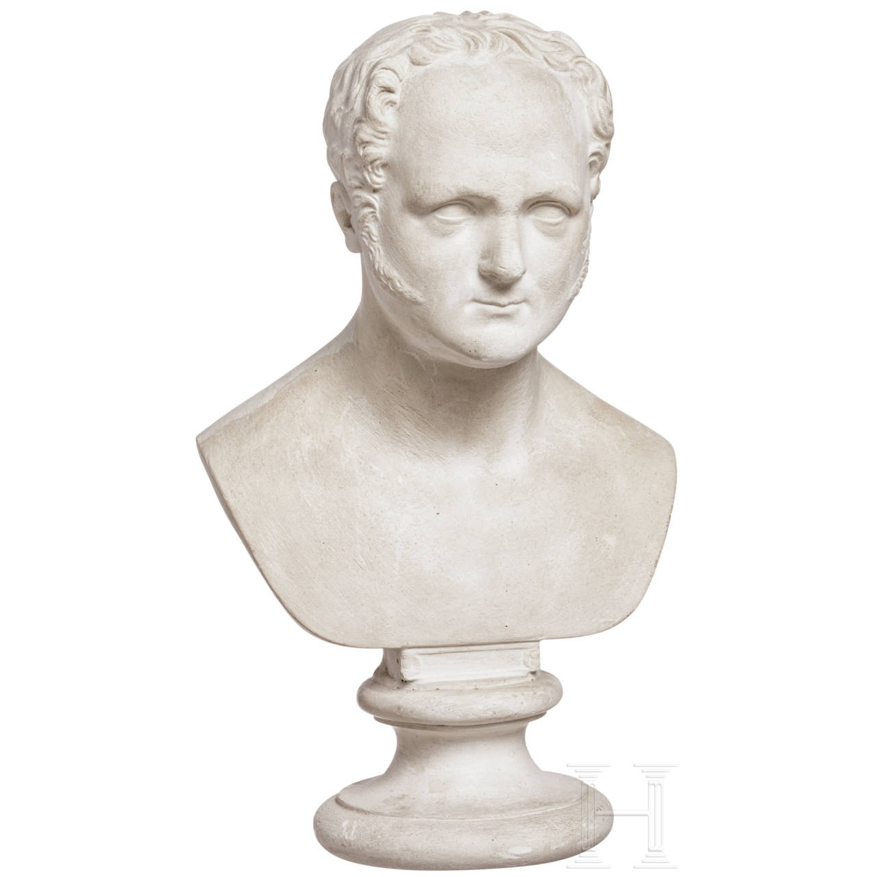 Zar Alexander I. - Portraitbüste, 19./20. Jhdt.