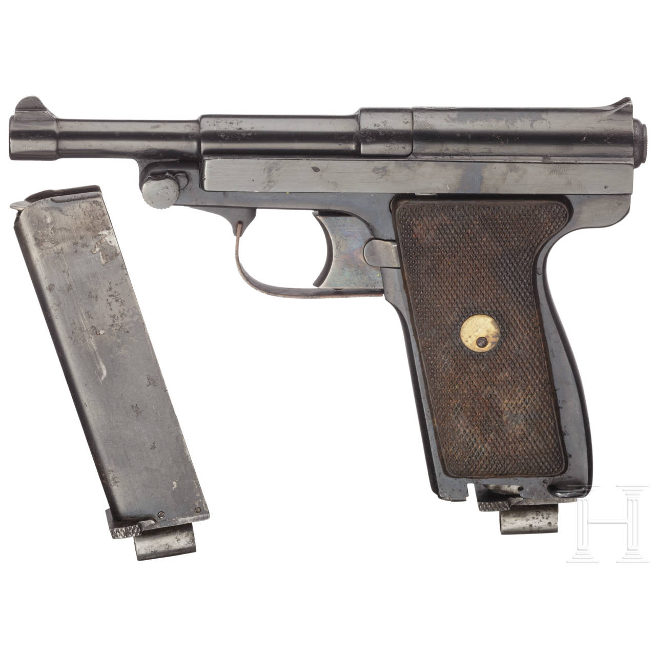 """Le Francais Typ 1928, """"Armee-Modell"""""""