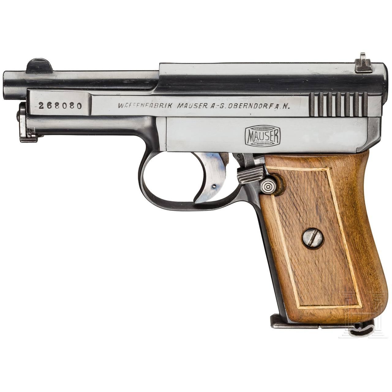 Mauser Mod. 1910, Portugalkontrakt